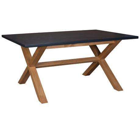 Milleusi Black Asztal
