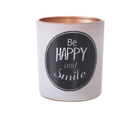 Smile Gyertyatartó