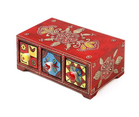 Krabice na koření Cherry Flower