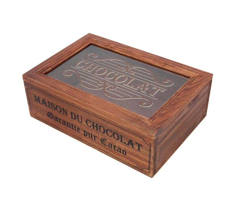 Kutija s poklopcem Maison du Chocolat