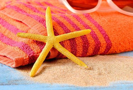 Подготовка за плаж