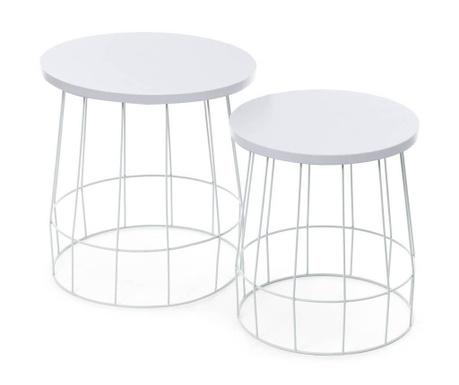 Coco 2 db Asztalka