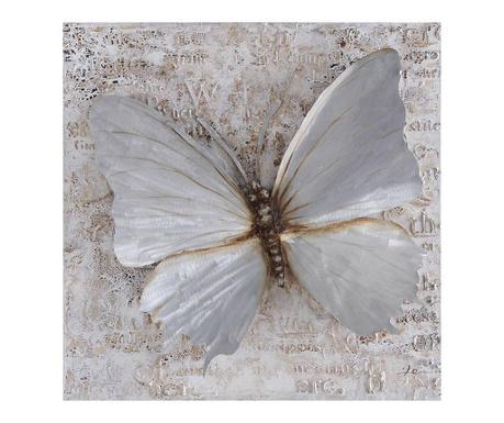 Картина Butterflie 80x80 см