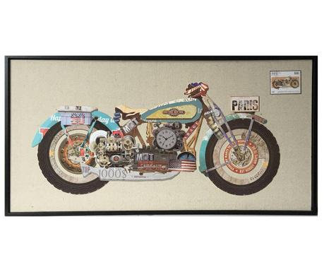 Картина Motorcycle 42x82 см