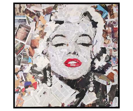 Slika Marilyn 82x82 cm