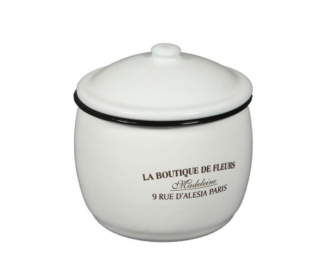 Posuda s poklopcem La Boutique De Fleurs