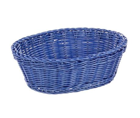 Košara za kruh Party Oval Green