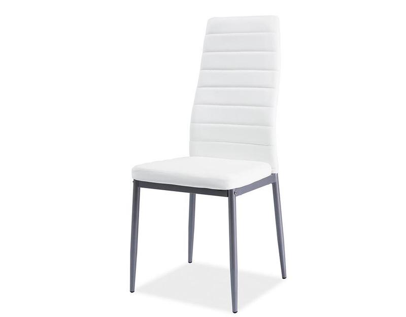 Židle Casty White