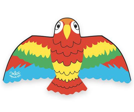 Létající drak Parrot