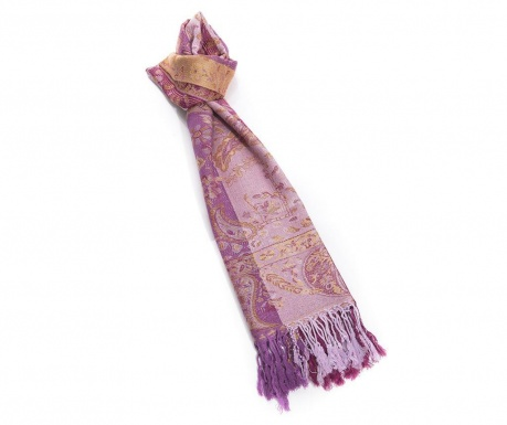 Шал Meg Purple Lilac 70x188 см