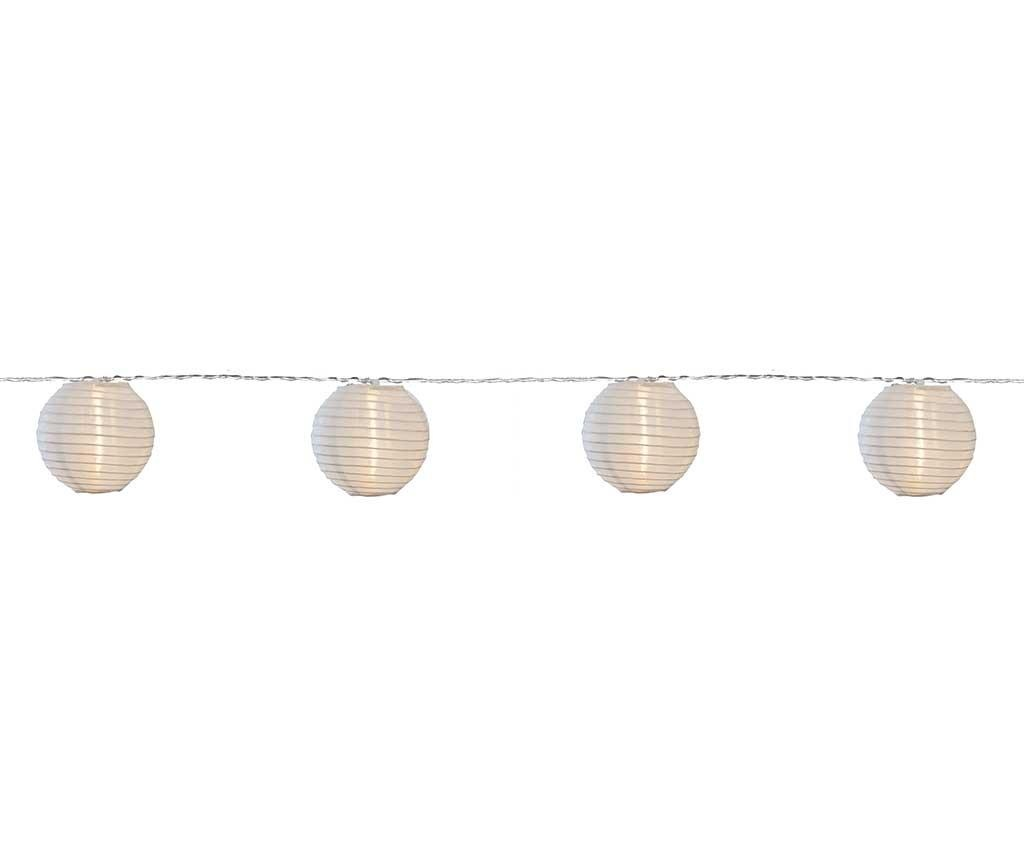 Ghirlanda luminoasa pentru exterior Festival Outdoor White 450 cm