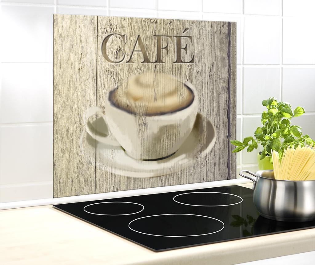Protectie antistropire pentru aragaz Cafe
