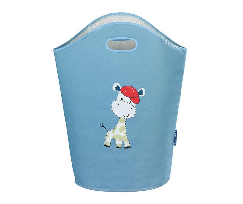 Torba za rublje Baby Giraffe Blue 24 L