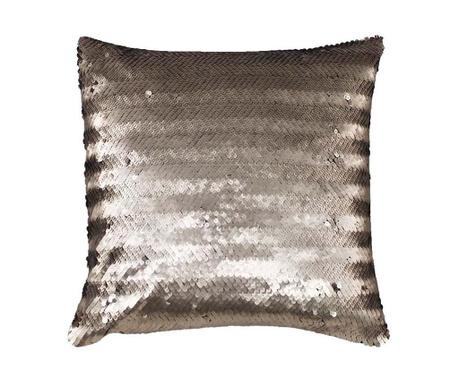 Poduszka dekoracyjna Sequin Stripe 45x45 cm