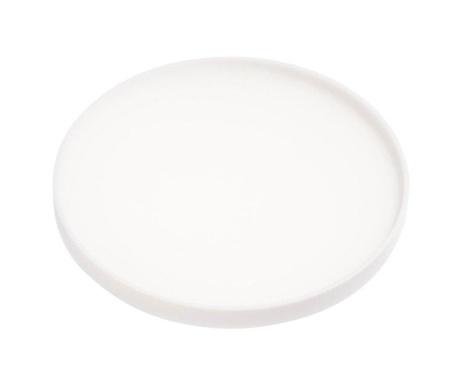 Coaster Round White