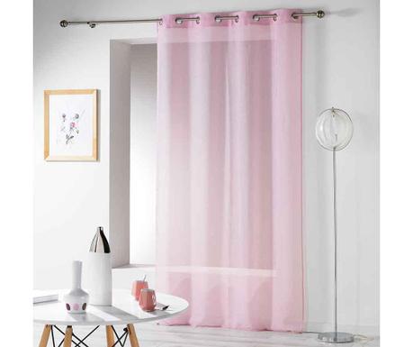 Zasłona Telma Pink