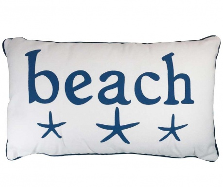 Perna decorativa Beach Starfish 28x48 cm