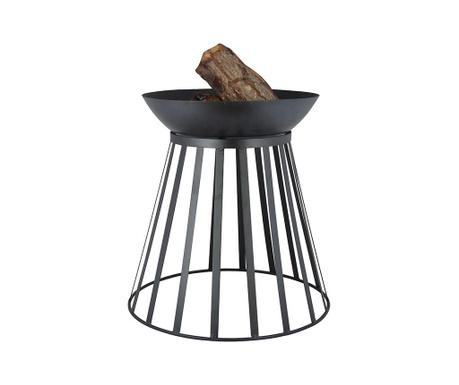 Košara za vatru Turnable