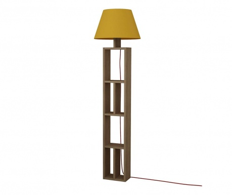 Lampadar Giorno Natural Yellow