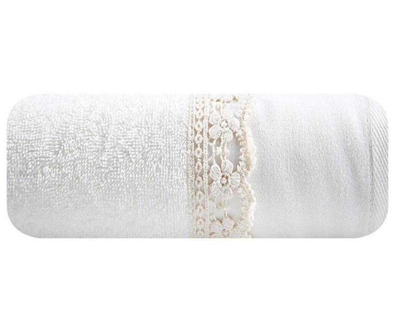 Ručník Dolly Cream 50x90 cm