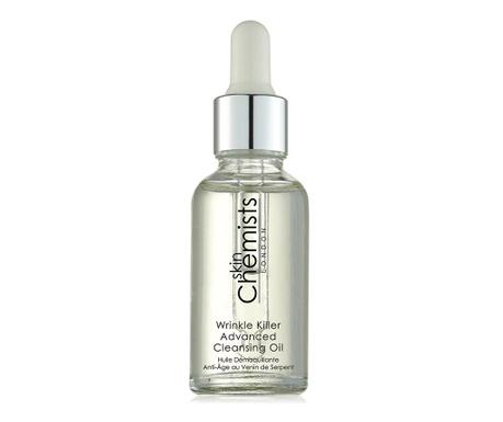 Olejek oczyszczający i przeciwzmarszczkowy do twarzy Wrinkle Killer 30 ml