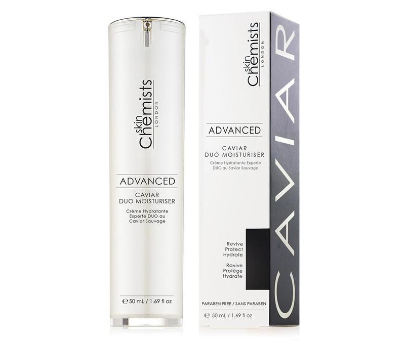 Intenzivna vlažilna krema za obraz Caviar 50 ml