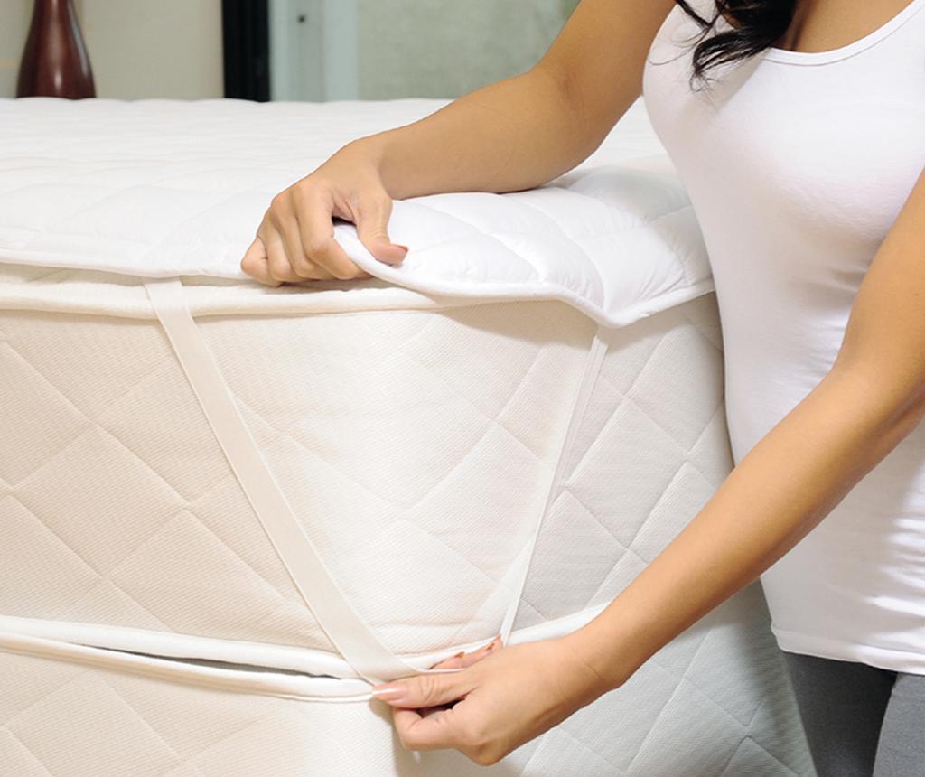 Protectie matlasata pentru saltea Waterproof 120x200 cm