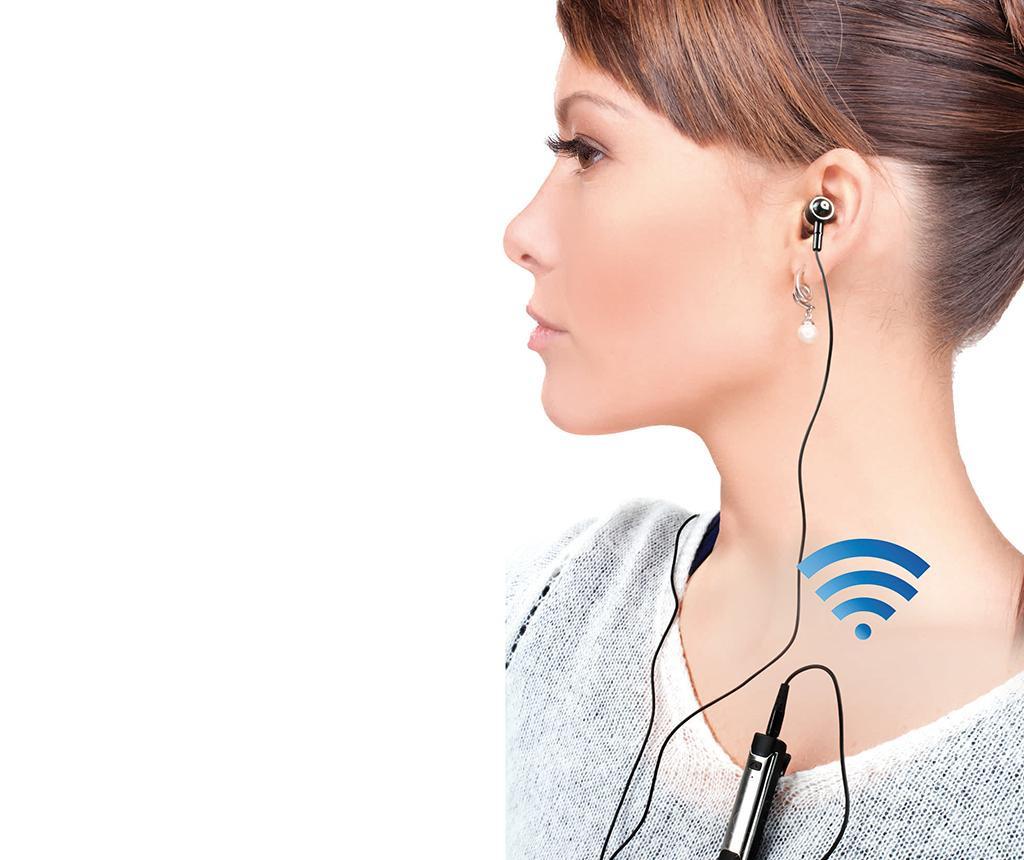 Bluetooth avdio adapter Sleek