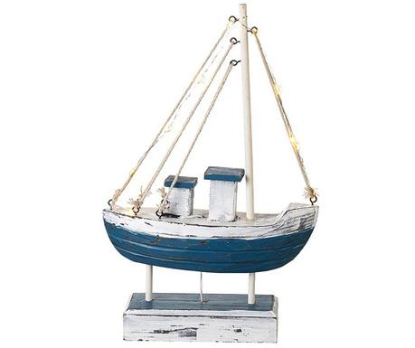 Světelná dekorace Muriel Boat