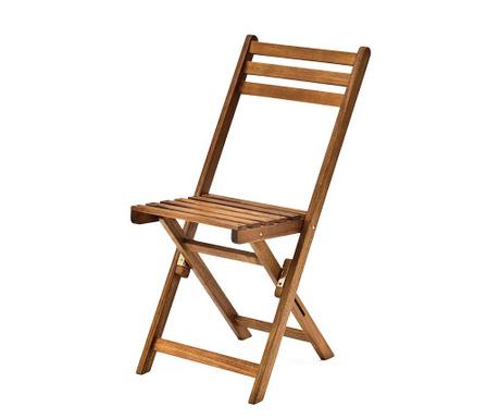 Skladacia stolička do exteriéru Minos