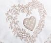 Perna decorativa Roselle Heart 40x40 cm