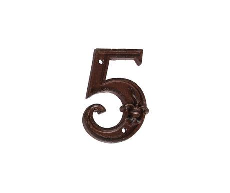 Numer na dom Five