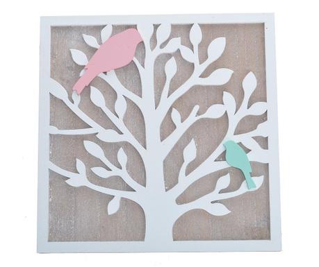 Tree and Birds Doboz teának