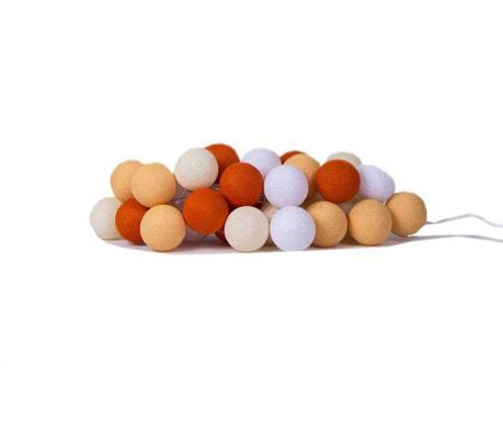 Ghirlanda luminoasa Favorites Orange 444 cm