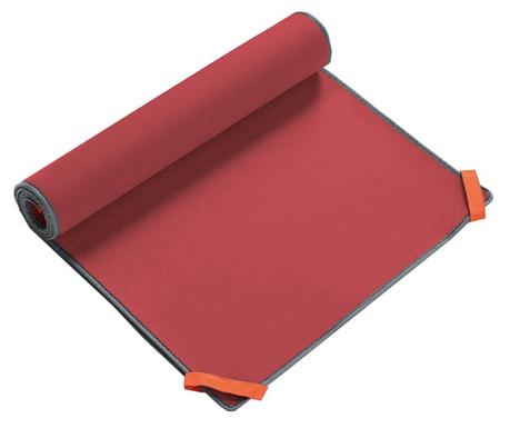 Covor de plaja Tehe Red 60x160 cm