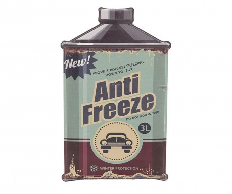 Decoratiune de perete Anti Freeze
