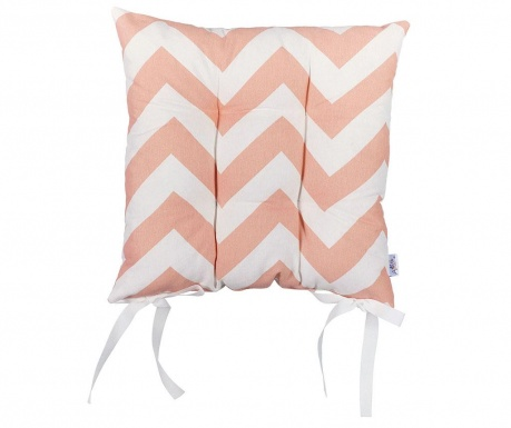 Perna de sezut Pink Waves 37x37 cm