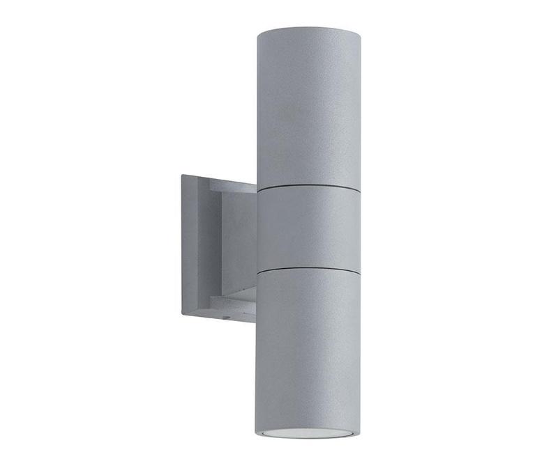 Aplica de perete pentru exterior Sotris Grey Equilibrium