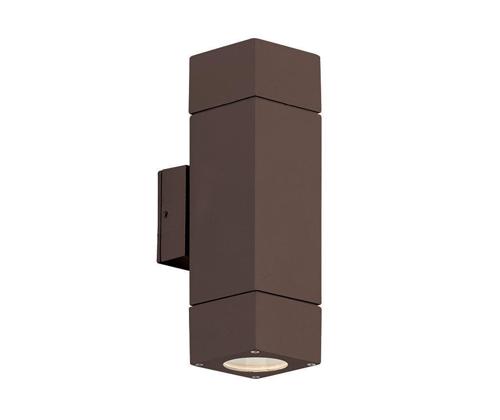 Paros Brown Tall Kültéri fali lámpa
