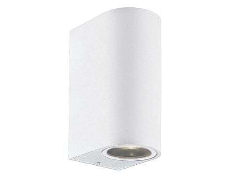 Tilos Gliss Tall White Kültéri fali lámpa