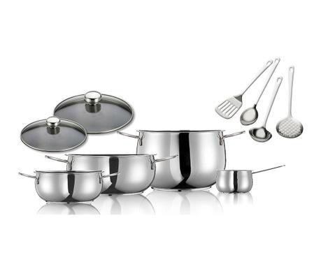 10-dijelni set posuda za kuhanje River