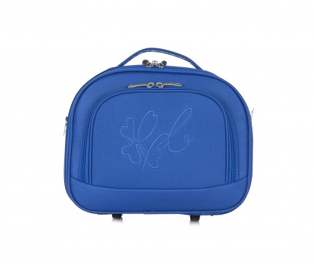 Anna Dark Blue Kozmetikai táska