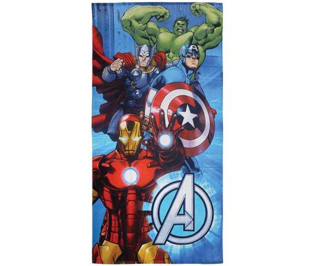 Avengers Metal Fürdőszobai törölköző 75x150 cm