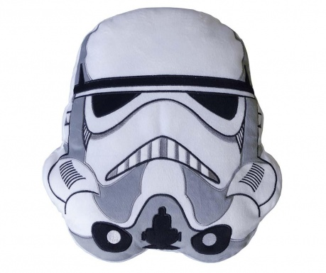 Perna decorativa Star Wars Storm Troopers 3D 36x38 cm