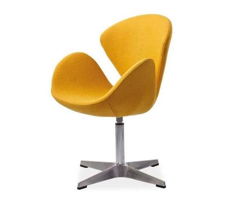 Scaun Taren Yellow