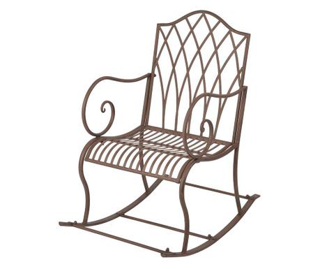 Ogrodowe krzesło na biegunach Sunshine