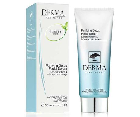 Serum za  pročišćavanje za lice Derma 30 ml