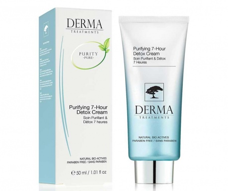 Пречистваща нощна терапия Derma 50 мл