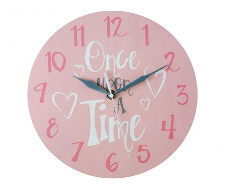 Zegar ścienny Once Upon a Time