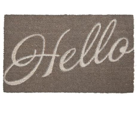 Hello Bejárati szőnyeg 45x75 cm